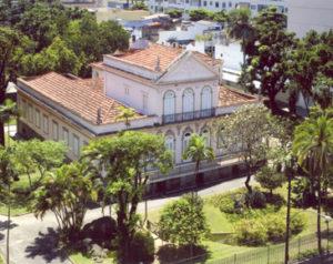 Vista da Casa - imagem: site Casa Rui Barbosa