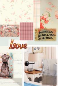 decorando a casa - moodboard