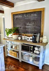 Decoração de cozinha simples gastando pouco - 9 ideias