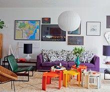 6 dicas décor coringas pra mostrar que amigos são bem-vindos