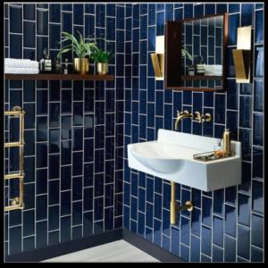 Revestimento: combinações prontas para seu banheiro ou cozinha