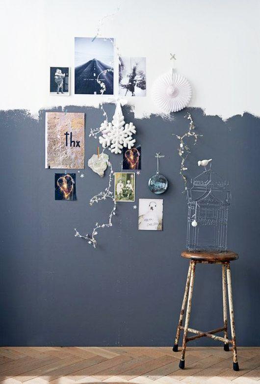 Cor: uma pintura diferente renova a decoração sem gastar