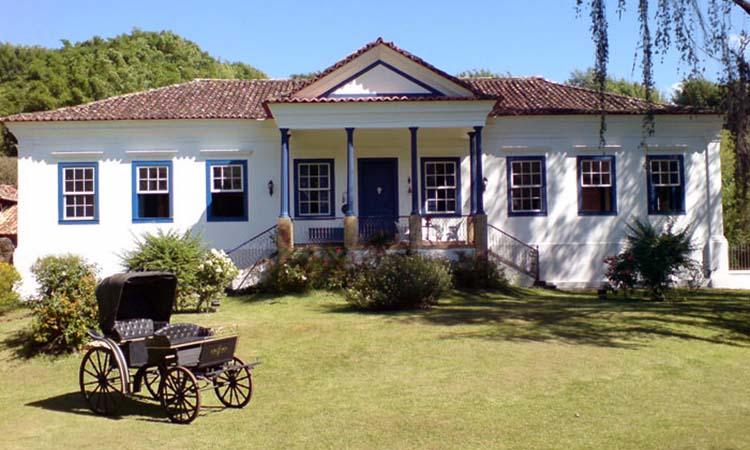 Casarão principal Foto: site Hotel Florença