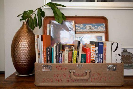 Decoração com livros - 10 ideias criativas - Casa Prosa Décor