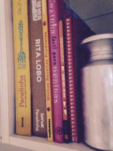 Meus livros queridos