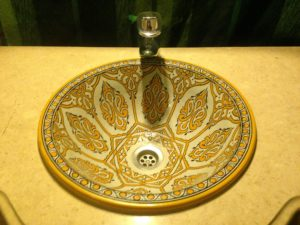 banheiro marrocos