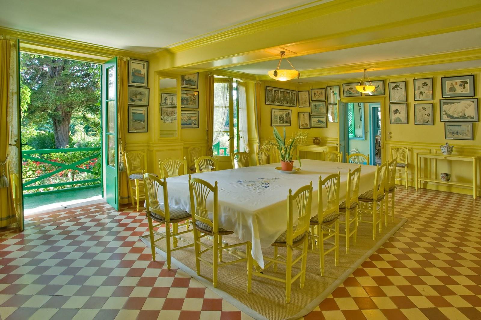 Truque décor fácil: da casa de Monet pra sua