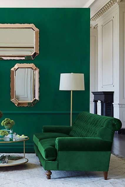 Truque décor fácil: da casa de Monet pra sua - cores para parede