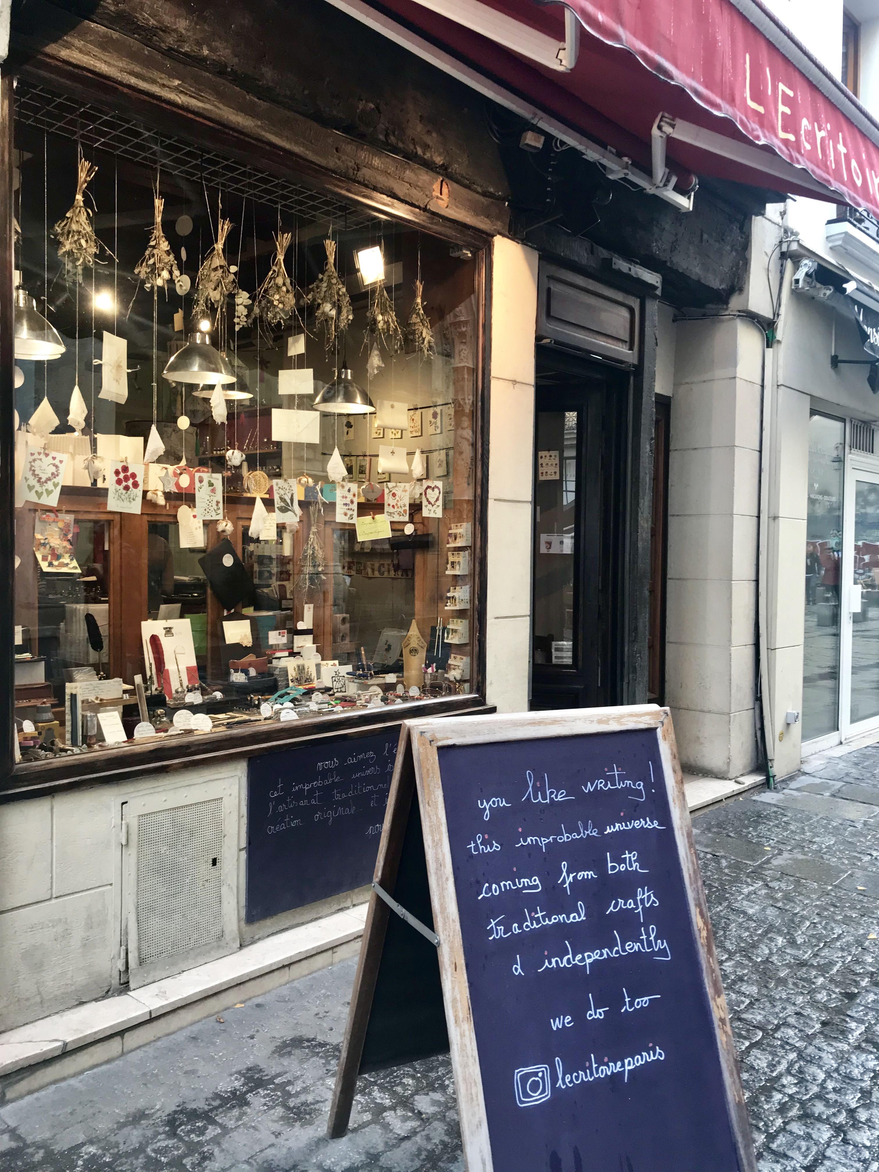 Paris pra quem ama décor
