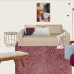 Como decorar sua sala bege em 4 estilos diferentes.