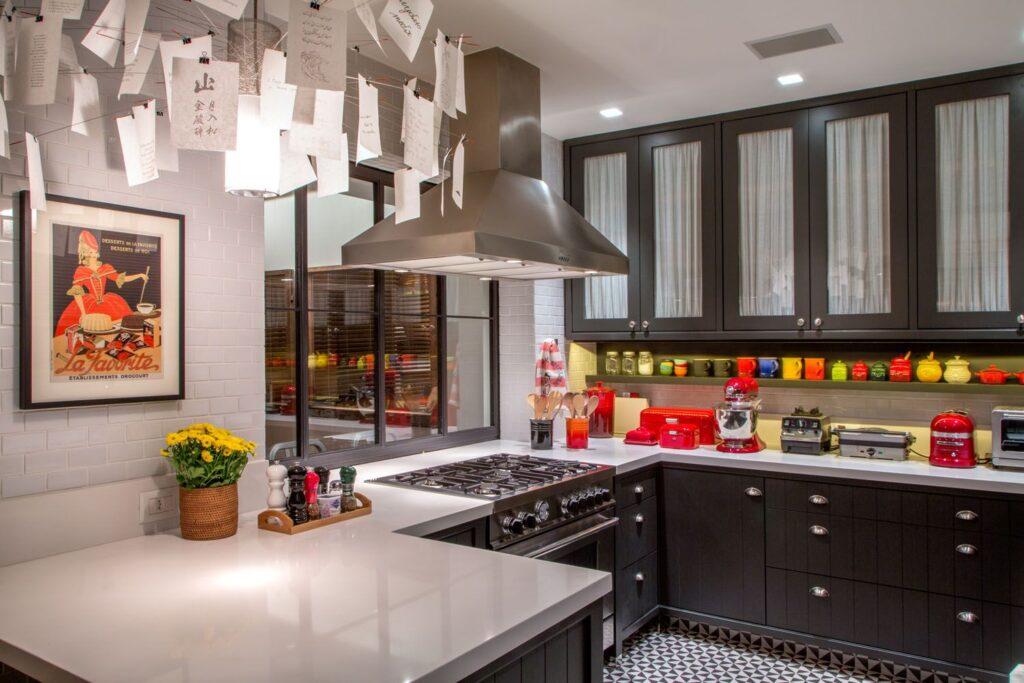 prateleiras para cozinha