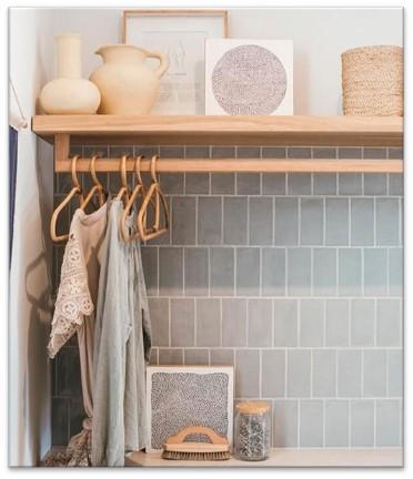 cozinha com lavanderia integrada - disfarce itens